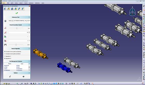 3dpartfinder la soluzione per la ricerca geometrica 3d for Miglior programma grafica 3d